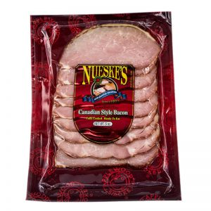 nueske's applewood smoked sliced canadian bacon