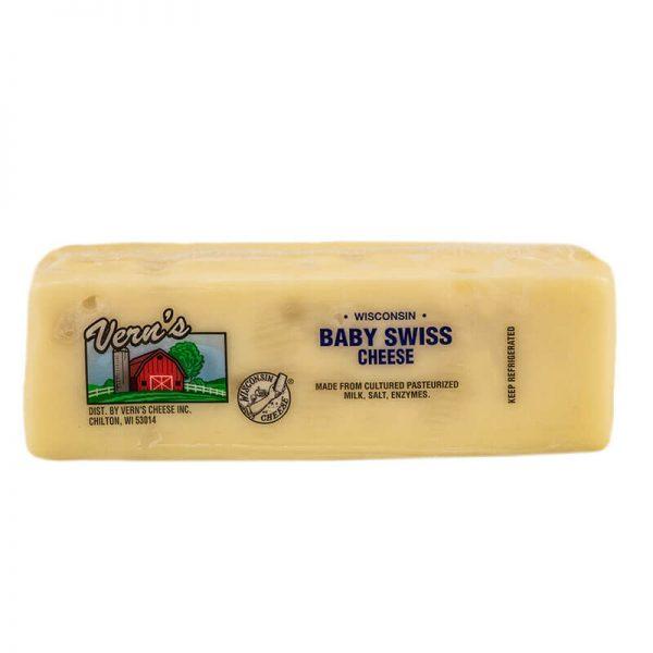 vern's baby swiss cheese