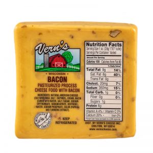 vern's bacon cheese