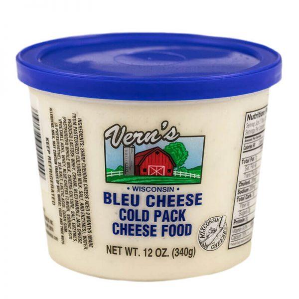 vern's bleu cheese spread