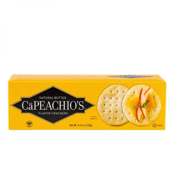 capeachio's butler crackers