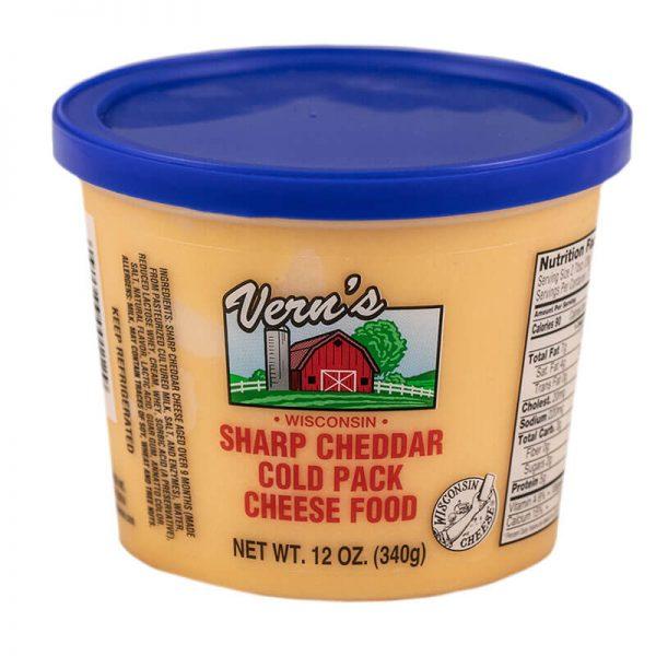 vern's cheddar cheese spread
