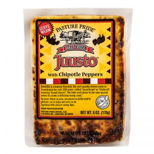 pasture pride chipotle juusto cheese