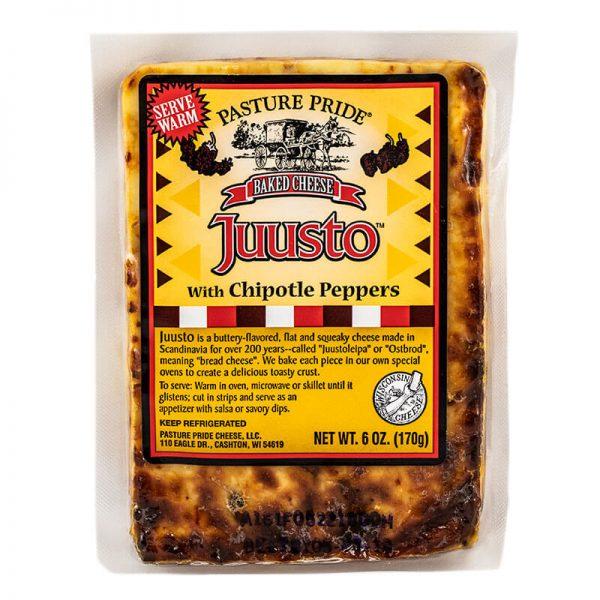 pasture pride chipotle juusto cheese