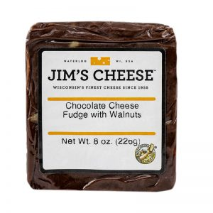 jim's cheese chocolate cheese fudge candy