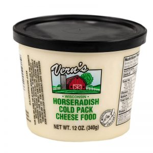 Vern's Cheese 12 oz Horseradish Cheese Spread