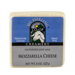 mt. sterling mozzarella goat cheese