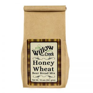 willow creek mill honey wheat beer bread mix