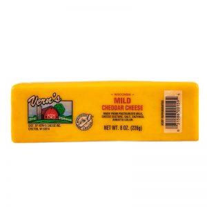 vern's mild cheddar cheese sticks