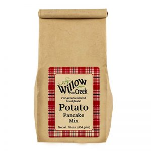 willow creek mill old world potato pancake mix