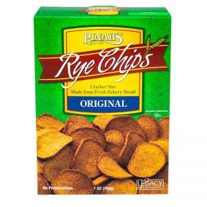 pinah's rye chips