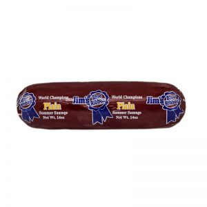 jim's blue ribbon original summer sausage