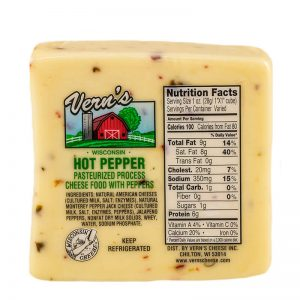 vern's pepper cheese