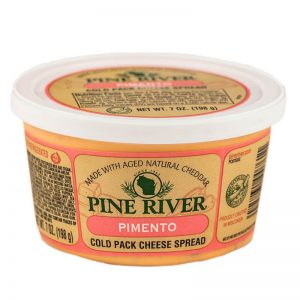 pine river pimento cheese spread
