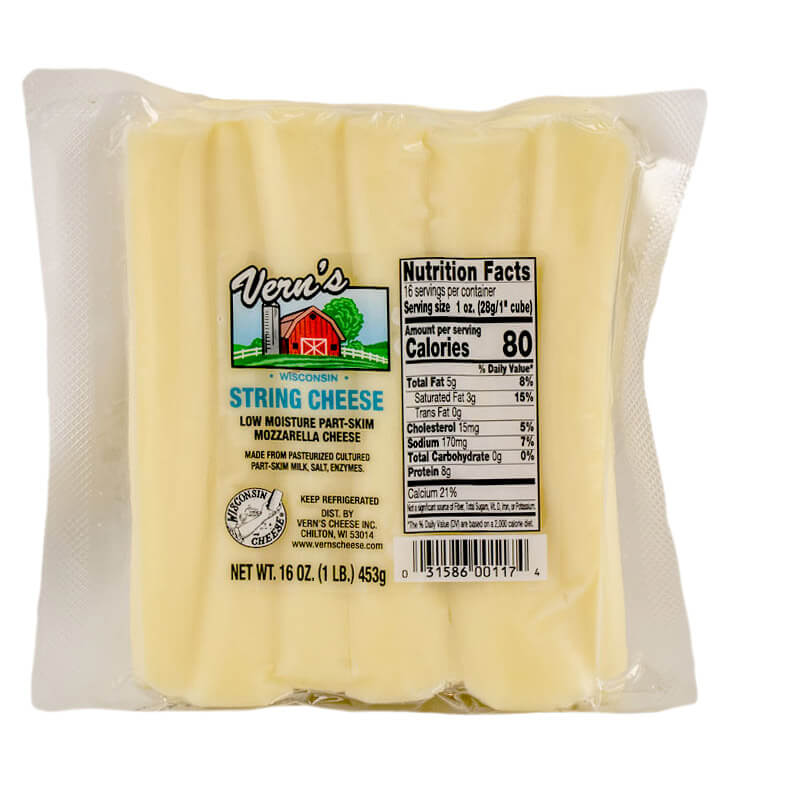 Vern's String Cheese