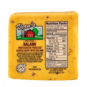 vern's salami cheese