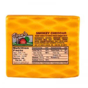 vern's smokey cheddar cheese