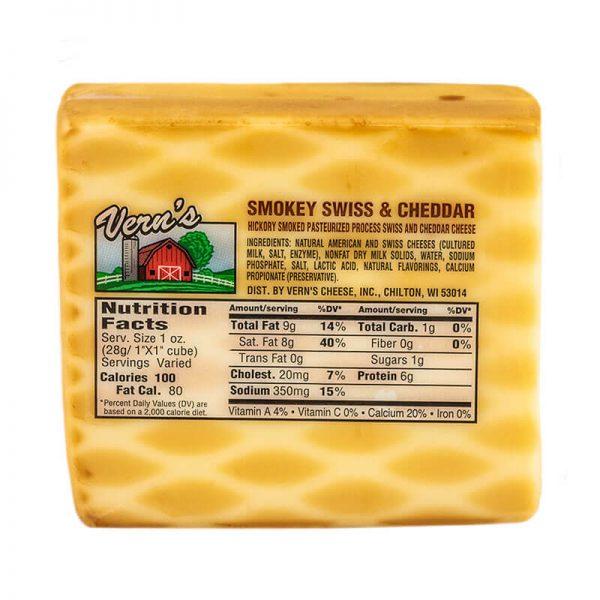 vern's smokey swiss cheese