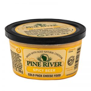 pine river spicy beer cheese spread