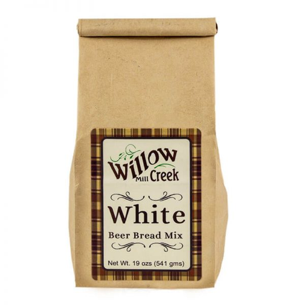 willow creek mill white beer bread mix